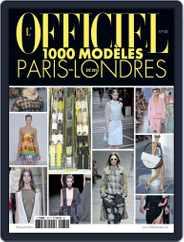 Fashion Week (Digital) Subscription November 1st, 2012 Issue