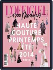Fashion Week (Digital) Subscription February 18th, 2014 Issue