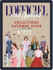 Fashion Week (Digital) Subscription April 22nd, 2014 Issue