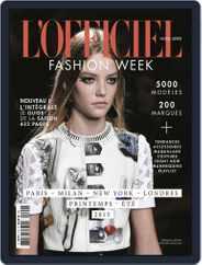 Fashion Week (Digital) Subscription October 20th, 2014 Issue