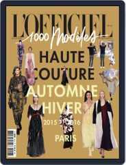Fashion Week (Digital) Subscription August 1st, 2015 Issue