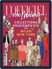 Fashion Week (Digital) Subscription September 1st, 2015 Issue