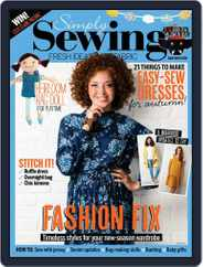 Simply Sewing (Digital) Subscription December 1st, 2018 Issue