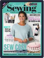 Simply Sewing (Digital) Subscription March 1st, 2019 Issue
