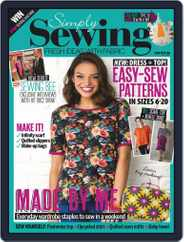Simply Sewing (Digital) Subscription May 1st, 2019 Issue