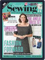 Simply Sewing (Digital) Subscription June 1st, 2019 Issue