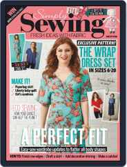Simply Sewing (Digital) Subscription July 1st, 2019 Issue