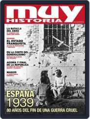 Muy Historia - España (Digital) Subscription April 1st, 2019 Issue