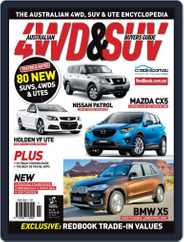 Australian 4WD & SUV Buyer's Guide (Digital) Subscription August 6th, 2013 Issue