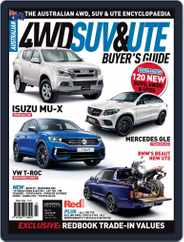 Australian 4WD & SUV Buyer's Guide (Digital) Subscription September 1st, 2019 Issue