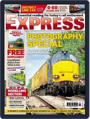 Rail Express (Digital) Subscription April 1st, 2019 Issue