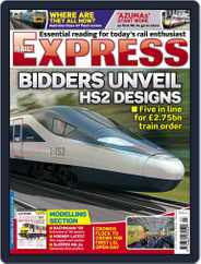 Rail Express (Digital) Subscription July 1st, 2019 Issue