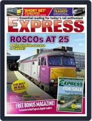Rail Express (Digital) Subscription October 1st, 2019 Issue