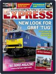 Rail Express (Digital) Subscription November 1st, 2019 Issue