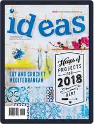 Ideas (Digital) Subscription January 1st, 2018 Issue