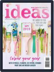 Ideas (Digital) Subscription January 1st, 2019 Issue