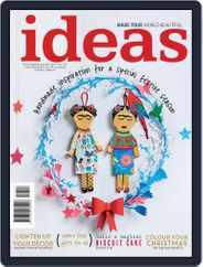 Ideas (Digital) Subscription November 1st, 2019 Issue