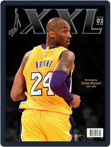 XXL Basketball March 3rd, 2020 Digital Back Issue Cover
