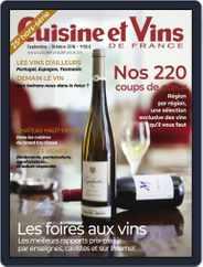 Cuisine Et Vins De France (Digital) Subscription August 1st, 2018 Issue