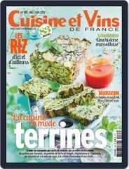 Cuisine Et Vins De France (Digital) Subscription May 1st, 2019 Issue