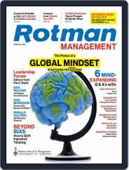 Rotman Management (Digital) Subscription May 2nd, 2016 Issue