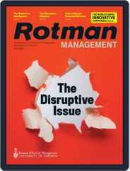 Rotman Management (Digital) Subscription September 2nd, 2016 Issue
