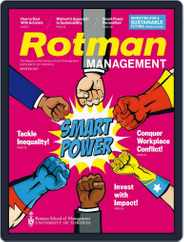 Rotman Management (Digital) Subscription January 2nd, 2017 Issue
