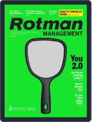Rotman Management (Digital) Subscription September 18th, 2018 Issue