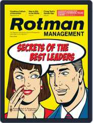 Rotman Management (Digital) Subscription August 16th, 2019 Issue
