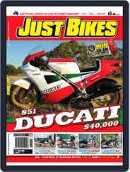 Just Bikes (Digital) Subscription October 25th, 2011 Issue