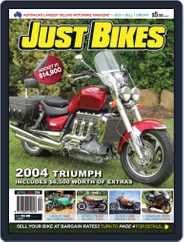 Just Bikes (Digital) Subscription April 3rd, 2012 Issue