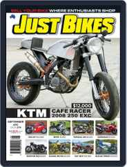 Just Bikes (Digital) Subscription August 30th, 2012 Issue