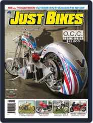 Just Bikes (Digital) Subscription November 4th, 2012 Issue