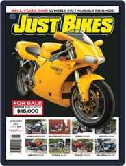 Just Bikes (Digital) Subscription January 1st, 2013 Issue