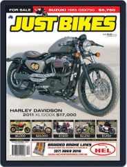 Just Bikes (Digital) Subscription December 7th, 2017 Issue