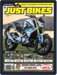 Just Bikes (Digital) Subscription January 4th, 2018 Issue
