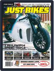Just Bikes (Digital) Subscription March 1st, 2018 Issue