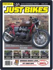 Just Bikes (Digital) Subscription September 13th, 2018 Issue