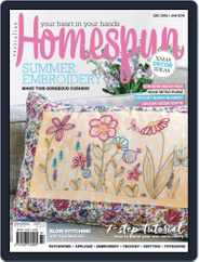 Australian Homespun (Digital) Subscription December 1st, 2018 Issue