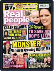 Real People (Digital) Subscription August 17th, 2011 Issue