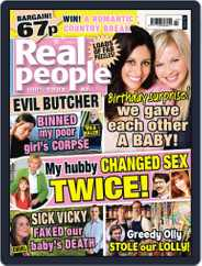 Real People (Digital) Subscription October 19th, 2011 Issue
