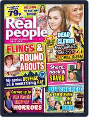 Real People (Digital) Subscription April 19th, 2018 Issue