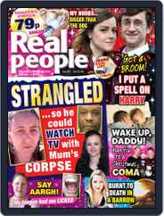 Real People (Digital) Subscription December 20th, 2018 Issue