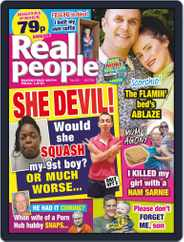 Real People (Digital) Subscription July 18th, 2019 Issue