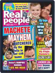 Real People (Digital) Subscription August 8th, 2019 Issue