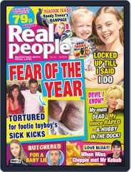 Real People (Digital) Subscription August 22nd, 2019 Issue