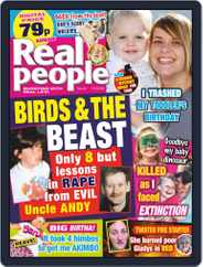 Real People (Digital) Subscription October 17th, 2019 Issue