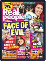 Real People (Digital) Subscription October 31st, 2019 Issue