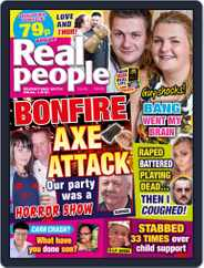 Real People (Digital) Subscription November 7th, 2019 Issue