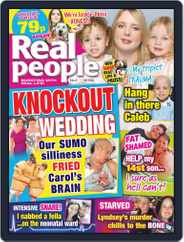 Real People (Digital) Subscription January 16th, 2020 Issue